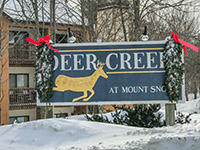 Mount Snow Real Estate Deer Creek Condos