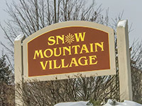 Mount Snow Southern Vermont Snow Mountain Village Townhouses