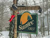 Mount Snow Vermont Suntec Townhouses