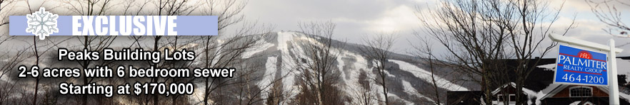 Peaks at Mount Snow - Land For Sale